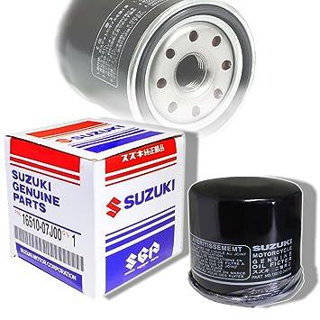 Filtro de aceite para Suzuki Genuine Motor OEM Replacement 16510 – 03 G00/07j00 –