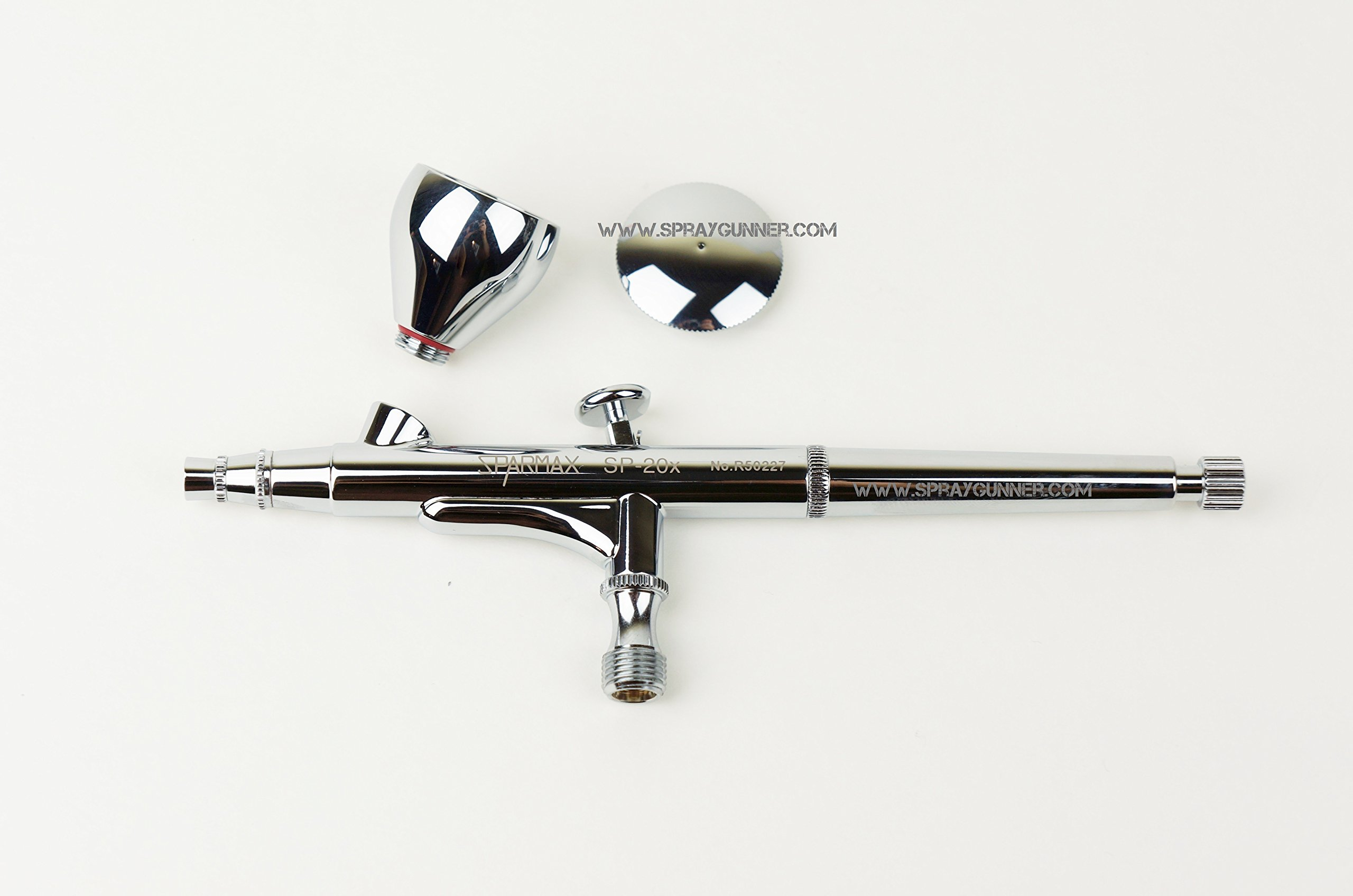 Sparmax Gravity Feed Double Action Airbrush SP20X . by SprayGunner