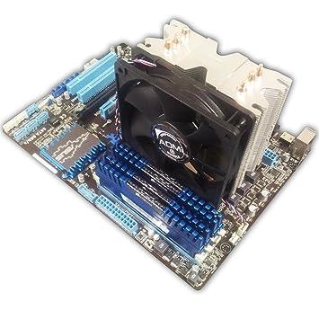 Intel i5 3570k @ 4 4GHz - Asus P8Z77-V LX - 16GB Corsair DDR3
