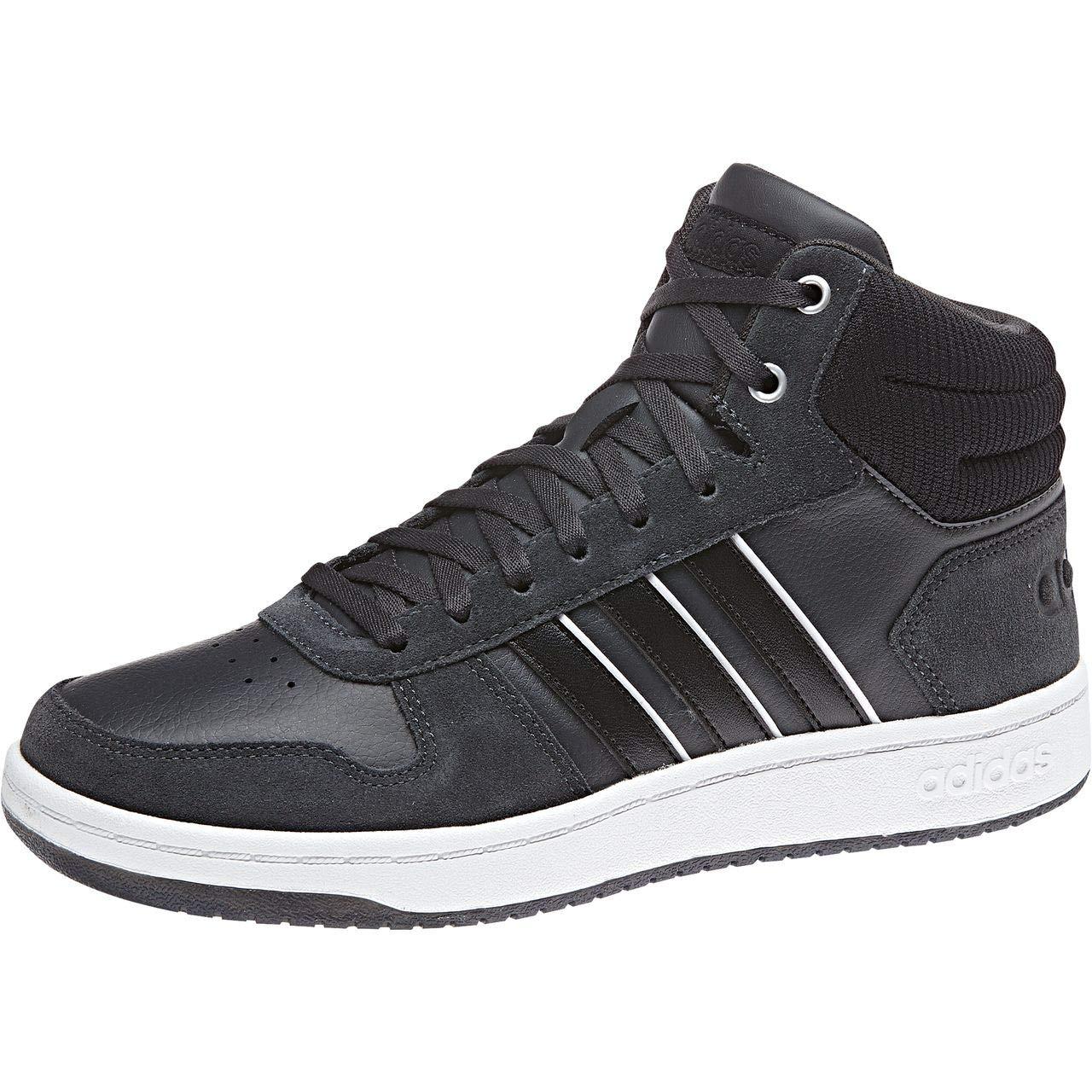 Adidas Hoops 2.0 Mid, Zapatos de Baloncesto para Mujer B42113