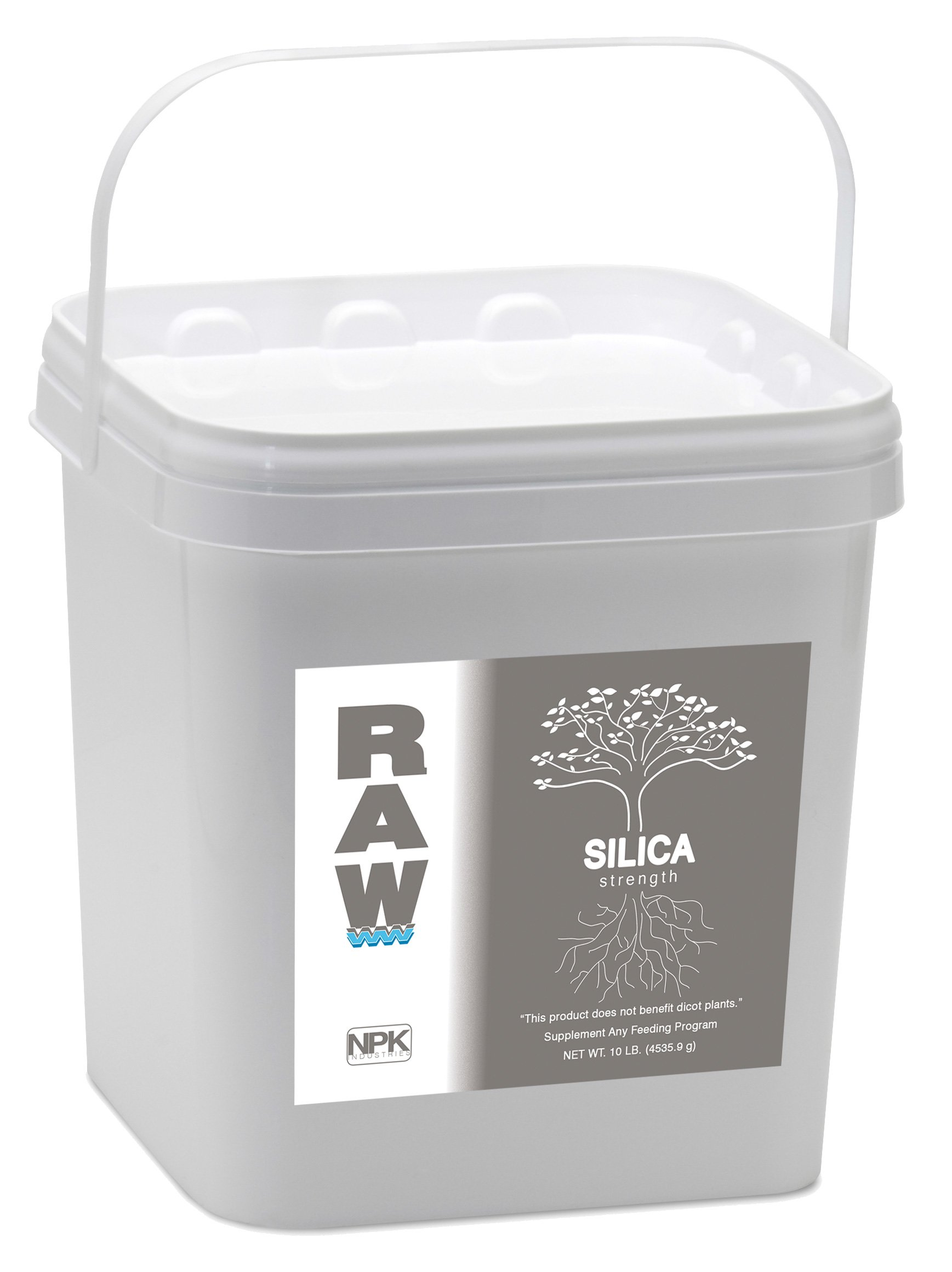 NPK Industries RAW Silica 10 lb