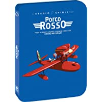 Porco Rosso - Limited Edition Steelbook Blu-ray + DVD