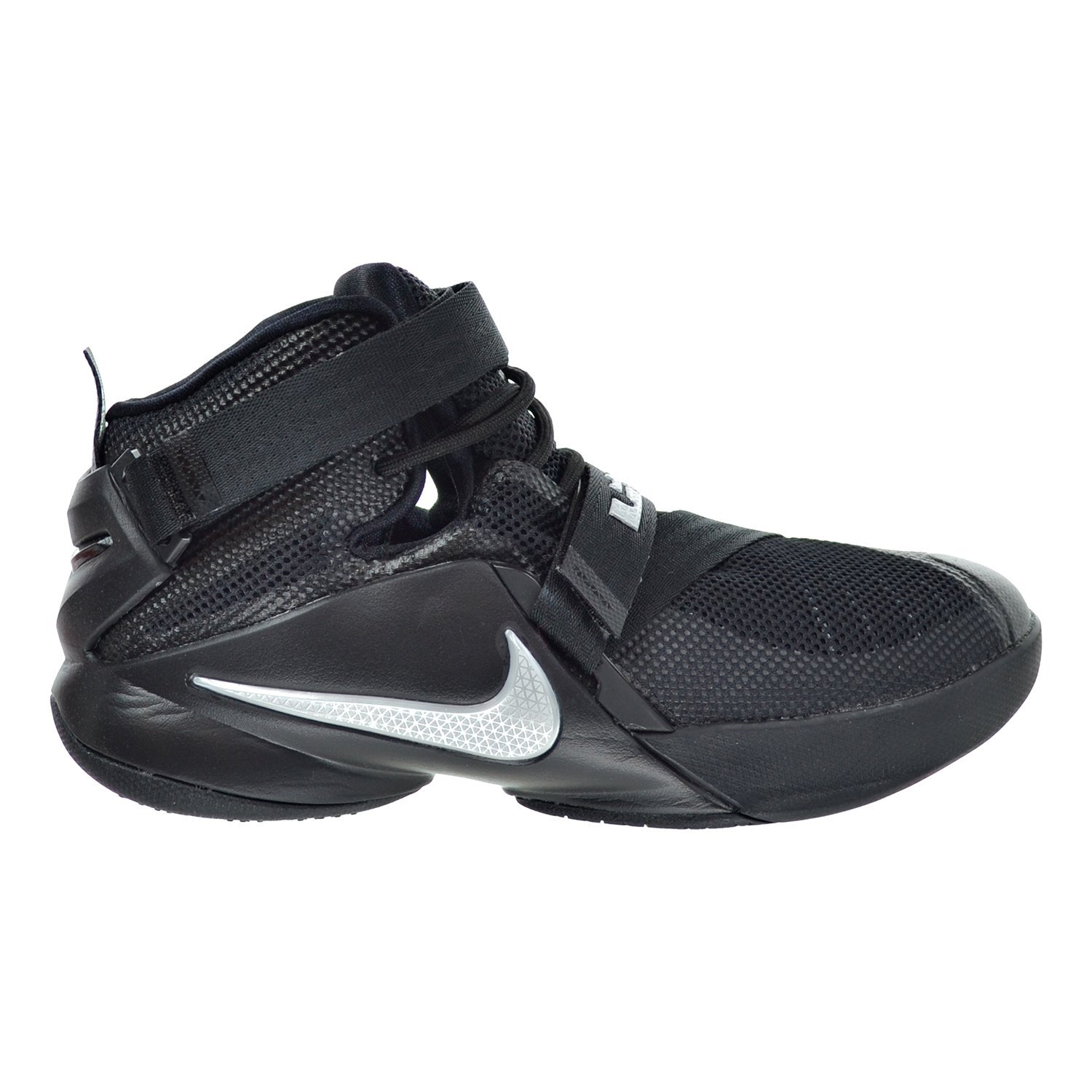 sale retailer 5aa2e 3f6a9 NIKE Kids' Grade School Zoom Lebron Soldier IX Basketball Shoes