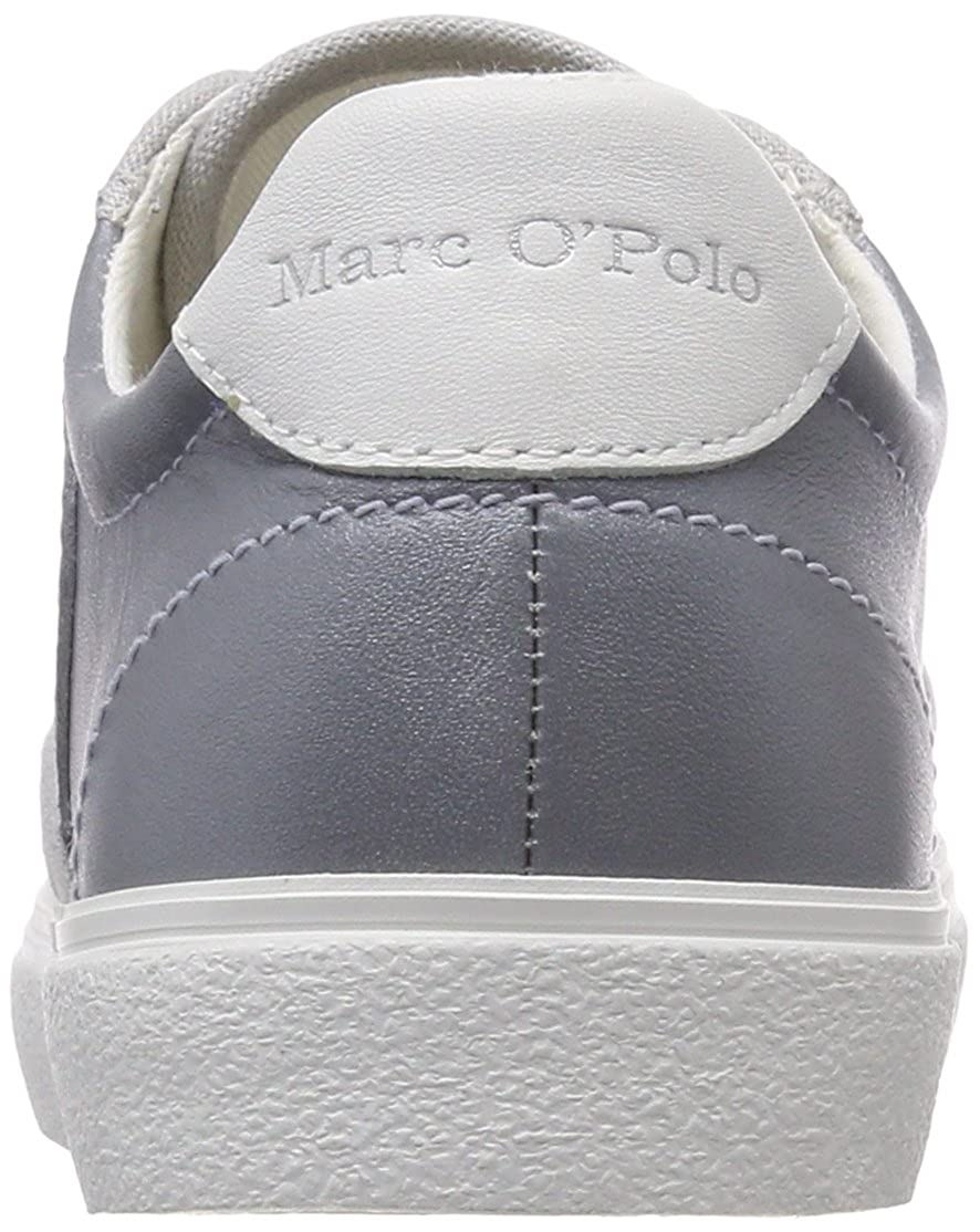 Marc O'Polo Damen Damen O'Polo 80214433501102 Sneaker Grau (Grau/Silver) fa1655