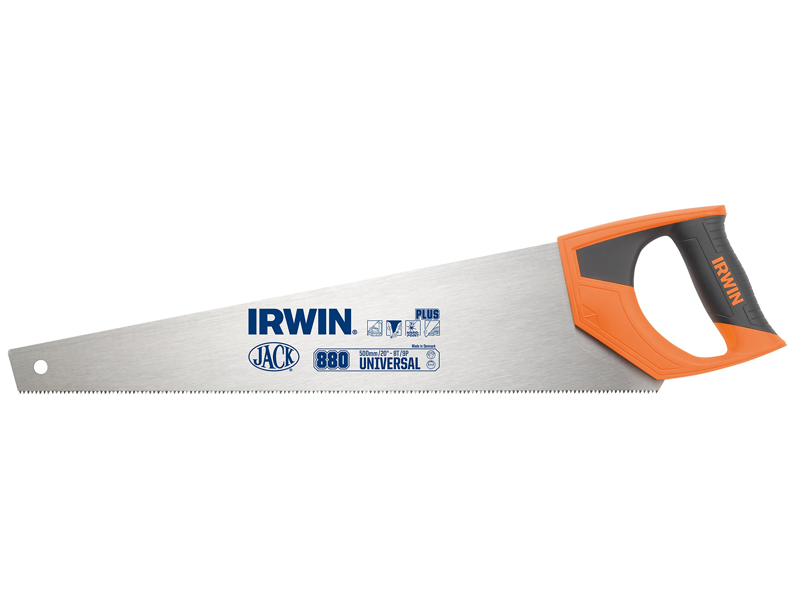 Irwin Jack 880 Un Universal Panel Saw 20in 8 Teeth / 9 Point