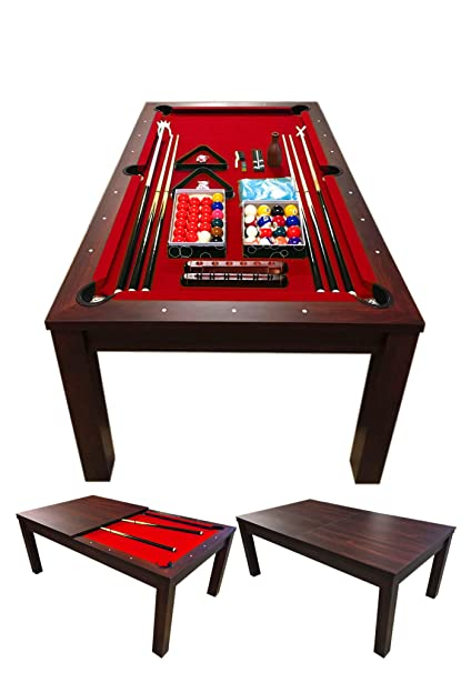 Amazoncom POOL TABLE FT Model VULCAN Snooker Full Accessories - Pool table price amazon