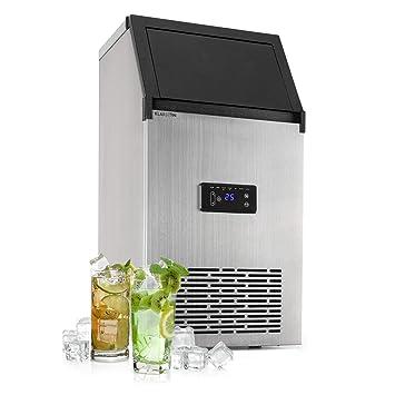 Klarstein Glacial Máquina de cubitos de hielo profesional • Máquina de hielo industrial • 240 W