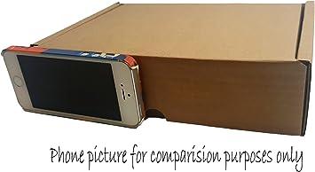 Pack de 25 cajas de cartón troquelado postales – 225 x 162 x 55 mm. Fits Royal