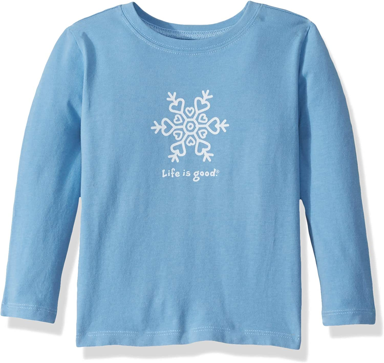 Life is Good Kids & Baby Toddler Kids Crusher Longsleeve Shirt