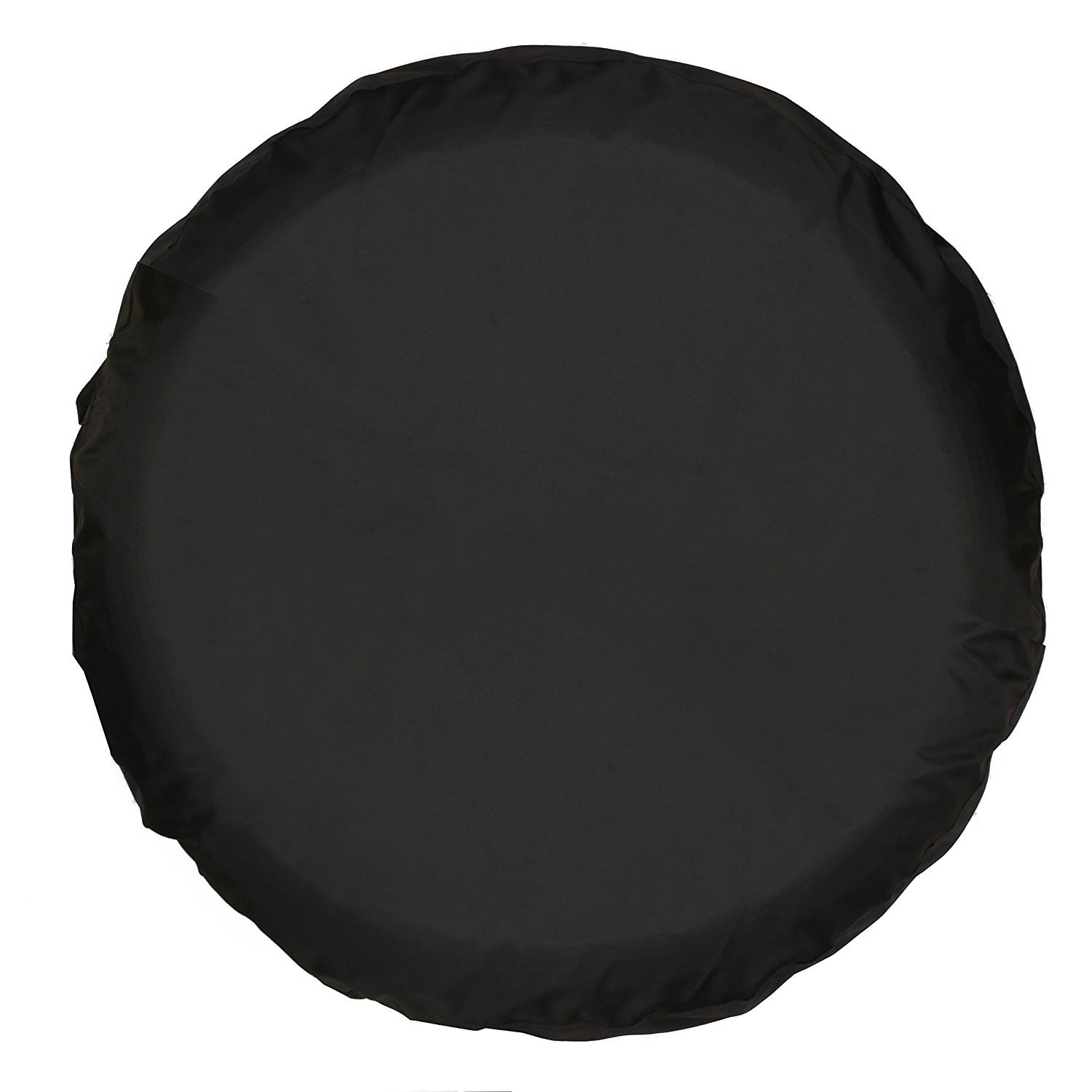 Universal Spare Tire Cover Black (16 inch) by Moonet (Image #1)