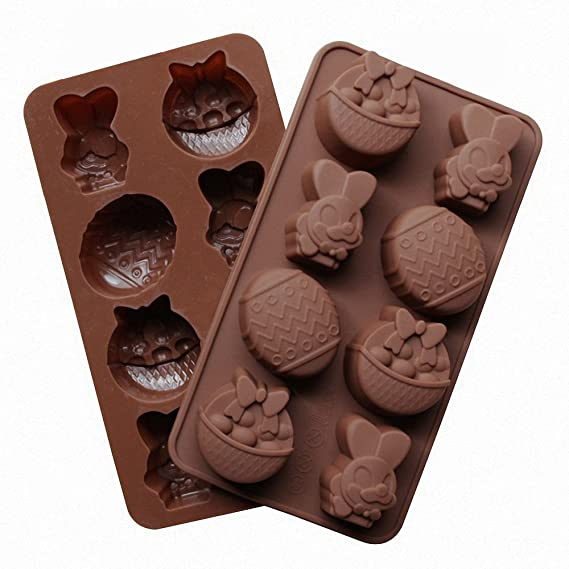 Assorted Easter Bunnies Chocolate Mould// Chocolate Easter Mould