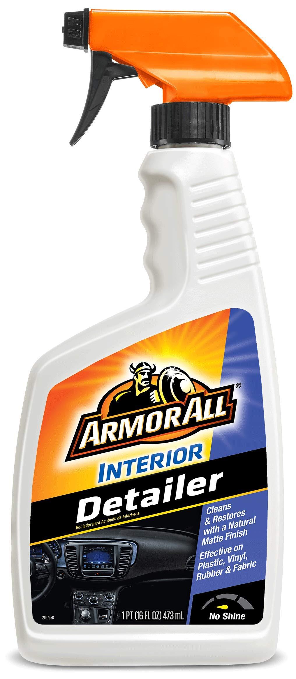 Armor All 18726 Interior Detailer, 32. Fluid_Ounces, 2 Pack