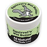 Squirrel's Nut Butter All Natural Anti Chafe Salve, Tub