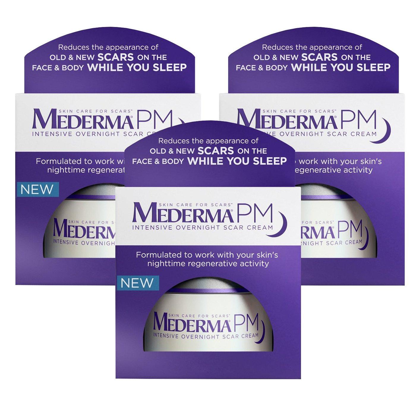 Mederma PM Intensive Overnight Scar Cream 1.7 oz by Mederma …