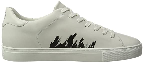 Crime London Beat, Zapatillas Hombre, Blanco (Weiß_70), 42 EU