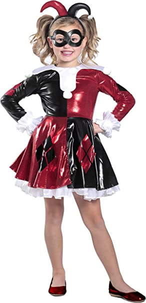 Amazon.com: Princess Paradise las niñas DC Harley Quinn ...