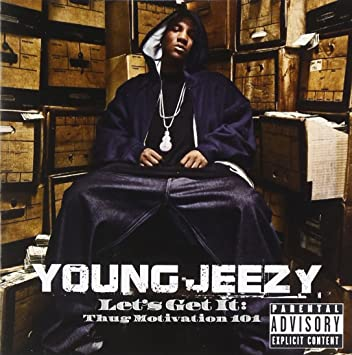 amazon let s get it thug motivation 101 young jeezy サザン