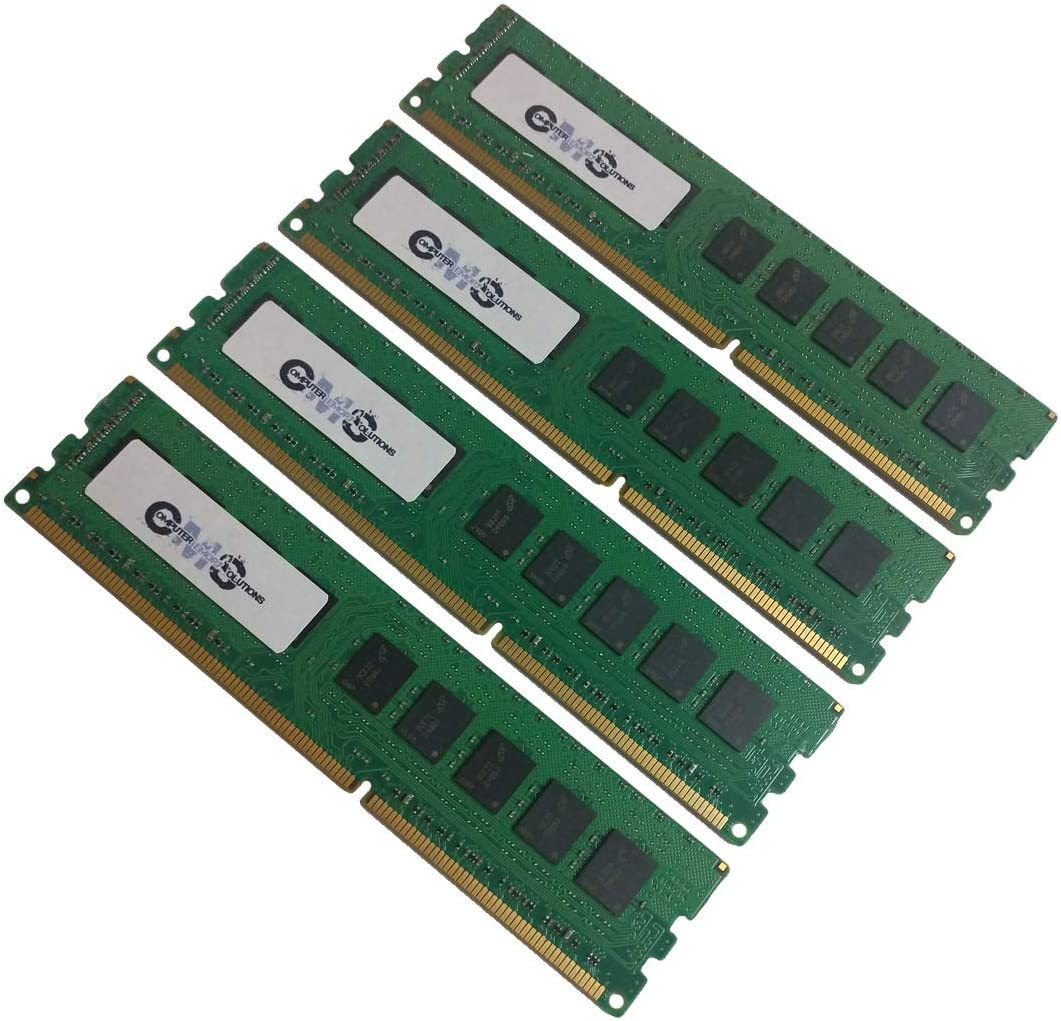 32GB 4X8GB for Servers Only by CMS Super X10SLM-F B90 Memory RAM Compatible with Supermicro SuperServer 5018D-MTF