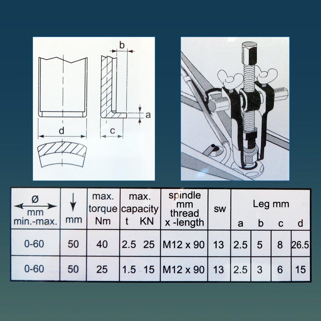 Amazon.com: FIT TOOLS Universal Adjustable Windscreen Wiper Arm Puller:  Automotive