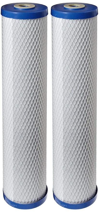 Pentek EP-20BB Carbon Block Filter Cartridge 5 Microns 20-Inch x 4-5//8-Inch