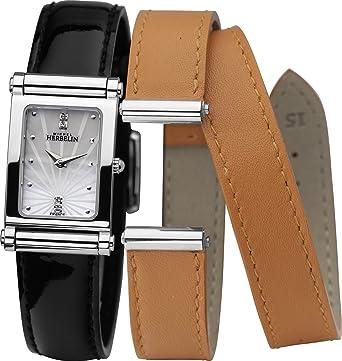 rabais de premier ordre outlet à vendre techniques modernes Michel Herbelin Antares Interchangeable Women's Quartz Watch ...