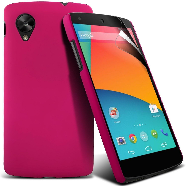 LG Google Nexus 5 Carcasa Funda con Protector de pantalla ...