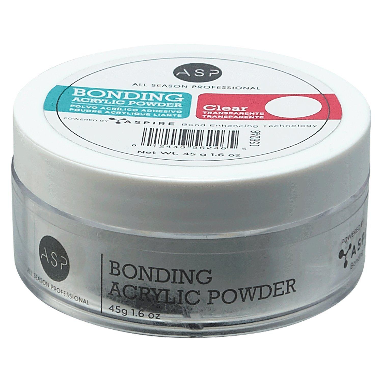 ASP Clear Bonding Acrylic Powder STAR NAIL-ASP