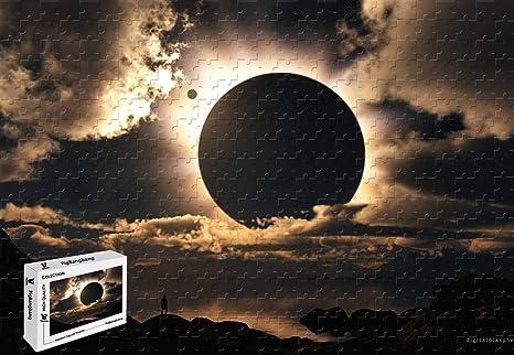 Amazon.com: PigBangbang,29.5 X 19.6 Inch,Basswood -Sci Fi ...