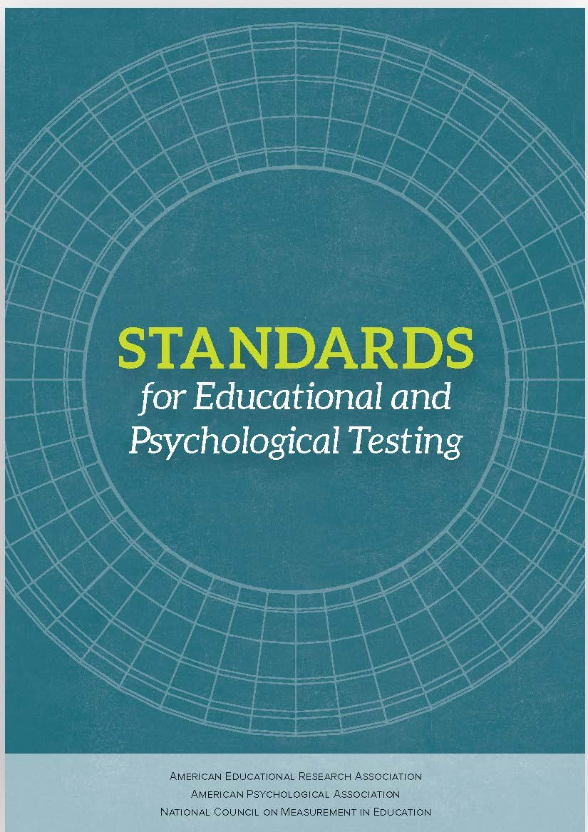 Standards Educational Psychological American Associatio product image