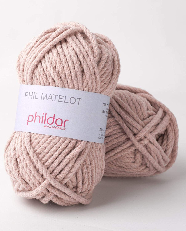 Indigo Phildar-Phil Matelot