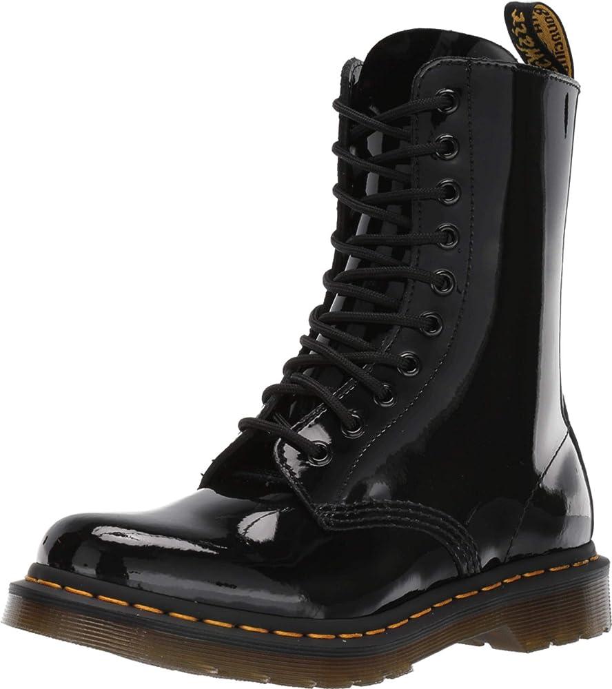 Dr. Martens Women's 1490 Combat Boot
