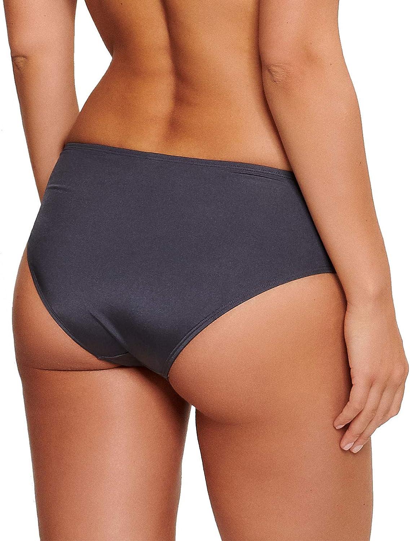 LingaDore 5103SH-246 Womens Rio Titanium Grey Bikini Short