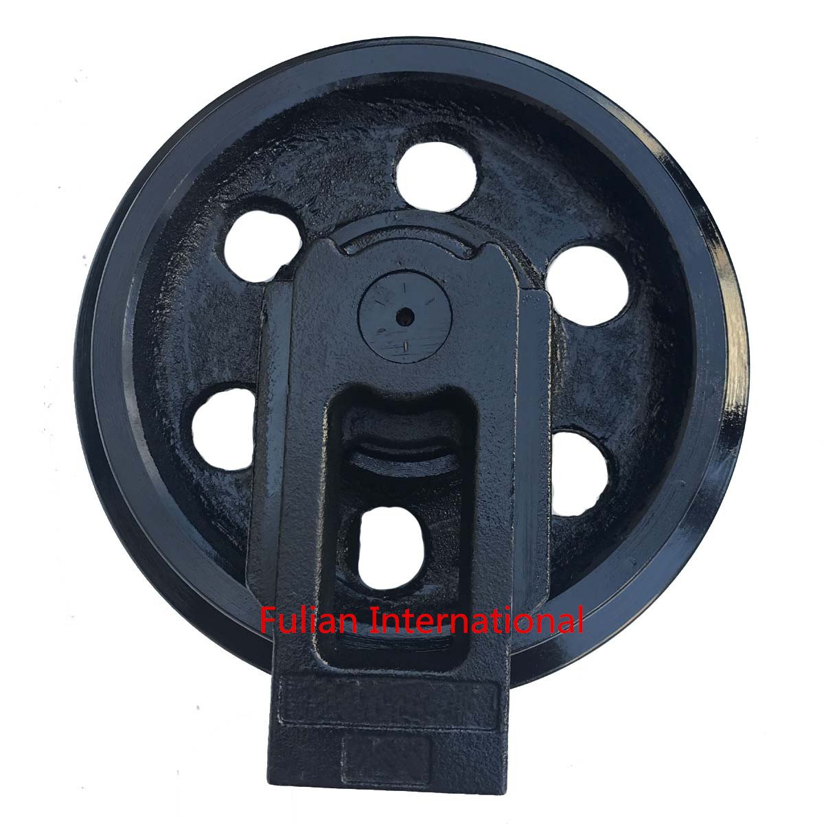 The Mini Excavator Front Idler for Kubota KX71-3