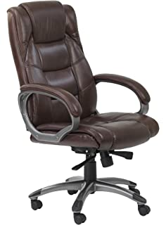 hjh OFFICE 621560 Home office chair swivel chair PRESIDENT