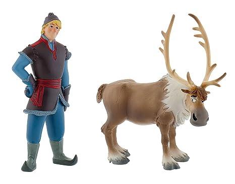 12306 Reine de neige Bullyland Figurine