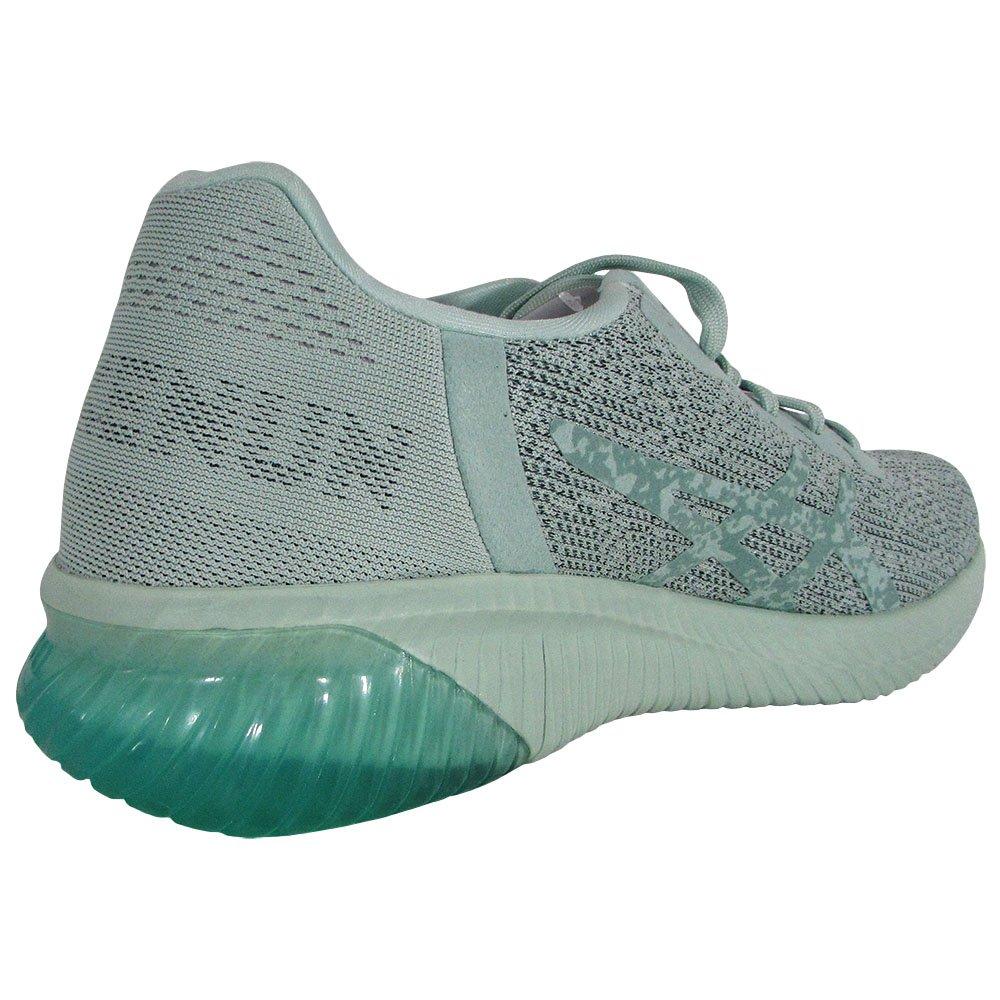 ASICS Womens Gel-Kenun Athleisure Fitness Running Shoes B0753Z99VF 5.5 B(M) US|Green/Green/Green