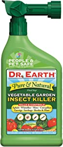 Dr. Earth Final Stop Vegetable Garden Insect Killer 32 oz RTS-(8010)