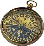 Brass Nautical Brass Compass