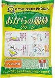 常陸化工 株式会社 おからの猫砂グリーン6L  4952667143513