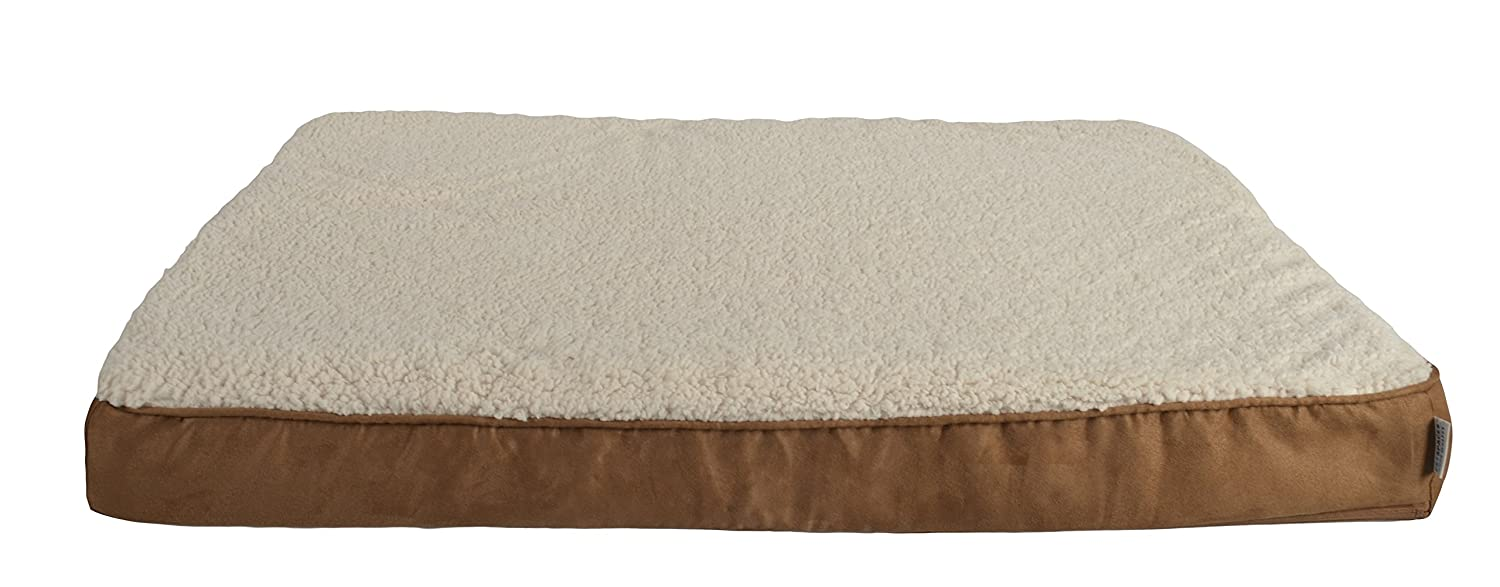 Pet Spaces Everyday Orthopedic Gusset Bed, 27 x 36 x 4 by Pet Spaces