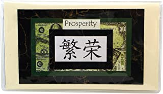 product image for Prosperity Checkbook Cover Receipt Holder Made in The USA