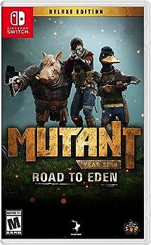 Resultado de imagem para Mutant Year Zero: Road to Eden switch