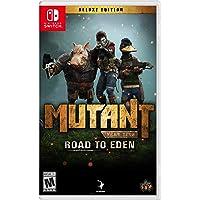 Mutant Year Zero: Road To Eden Deluxe Edition Nintendo Switch - Standard Edition - Nintendo Switch