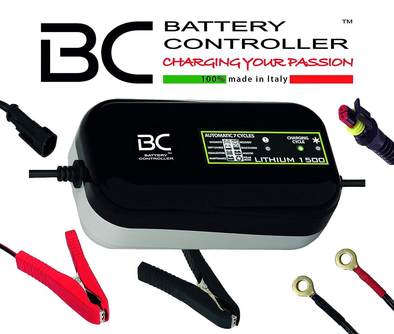 BC Battery Controller 700BCS5000 Smart 5000 Cargador de Batería Coche/Moto y Mantenedor de Carga Automático