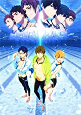 【Amazon.co.jp限定】Free! -Road to the World 夢-[Blu-ray](三方背収納ケース付)