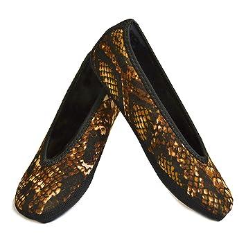 Amazon.com: nufoot Ballet Flats Zapatos de mujer, mejores ...