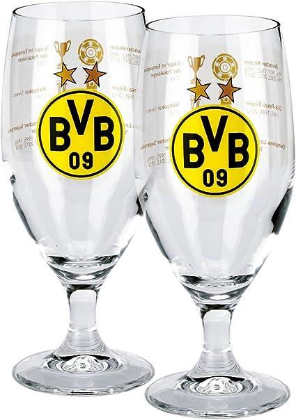 BVB Borussia Dortmund Pilstulpe 2er Set