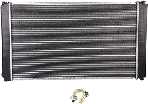 For 2010-2015 LEXUS RX350 3.5L V6 Replacement New Aluminum Radiator Fits CU13117