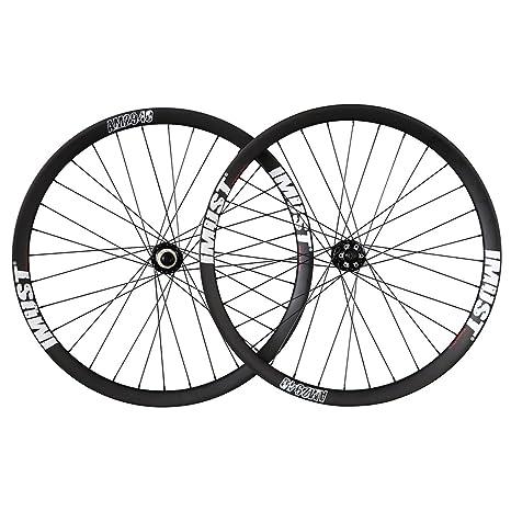 Amazon.com: IMUST 29er Rueda de bicicleta de montaña Fibra ...