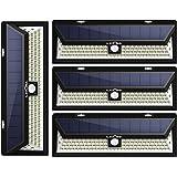 LITOM IP65 Waterproof, Easy-to-Install Security Lights for Front Door, Yard, Garage, Enhanced 102 LED Super Bright Outdoor,